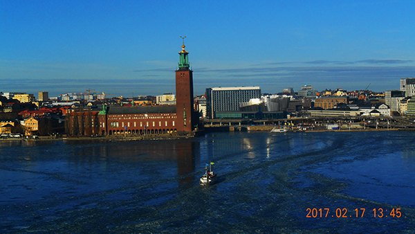 The Stockholm City Hall