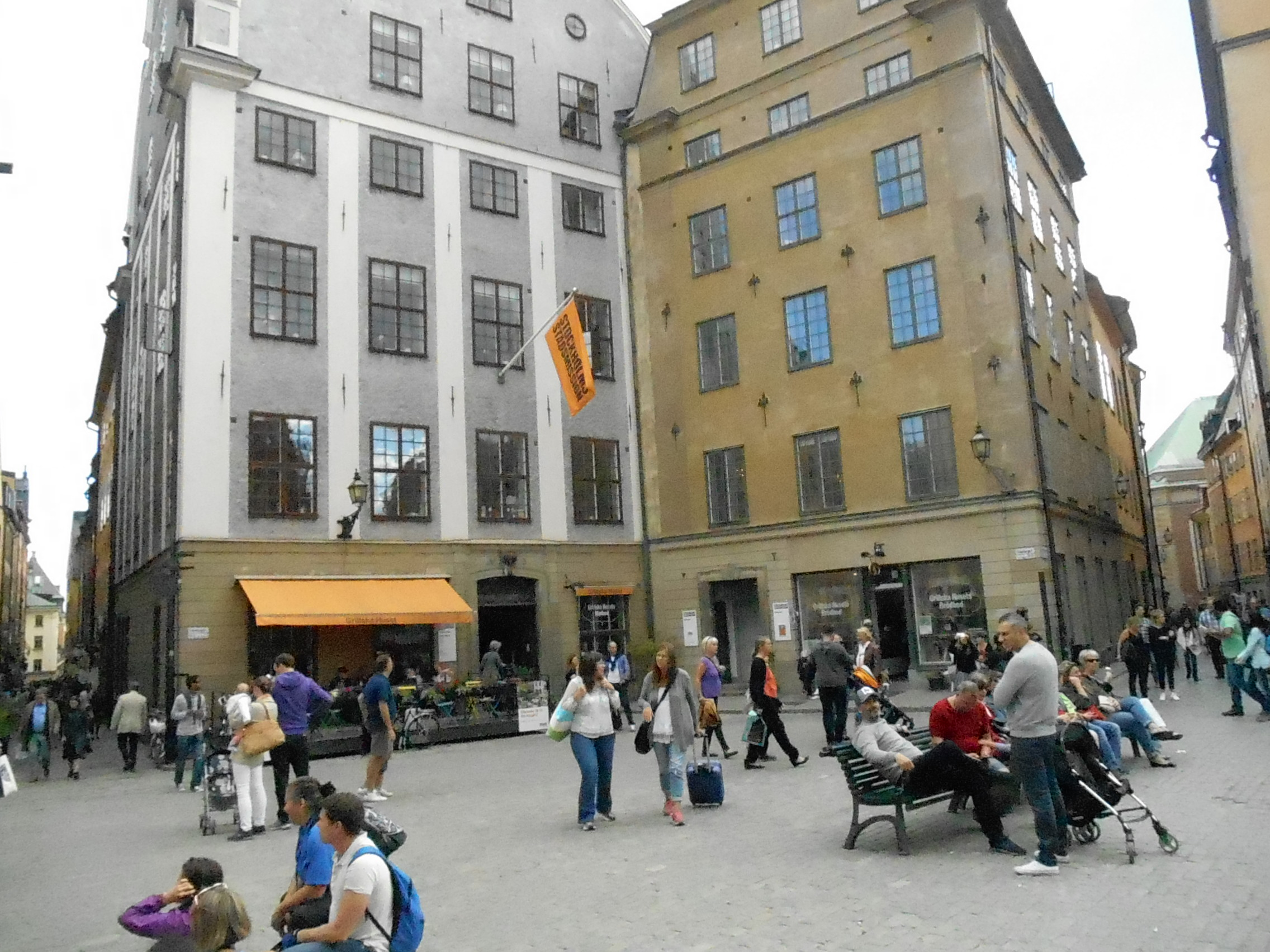 Old Town Stockholm 2018